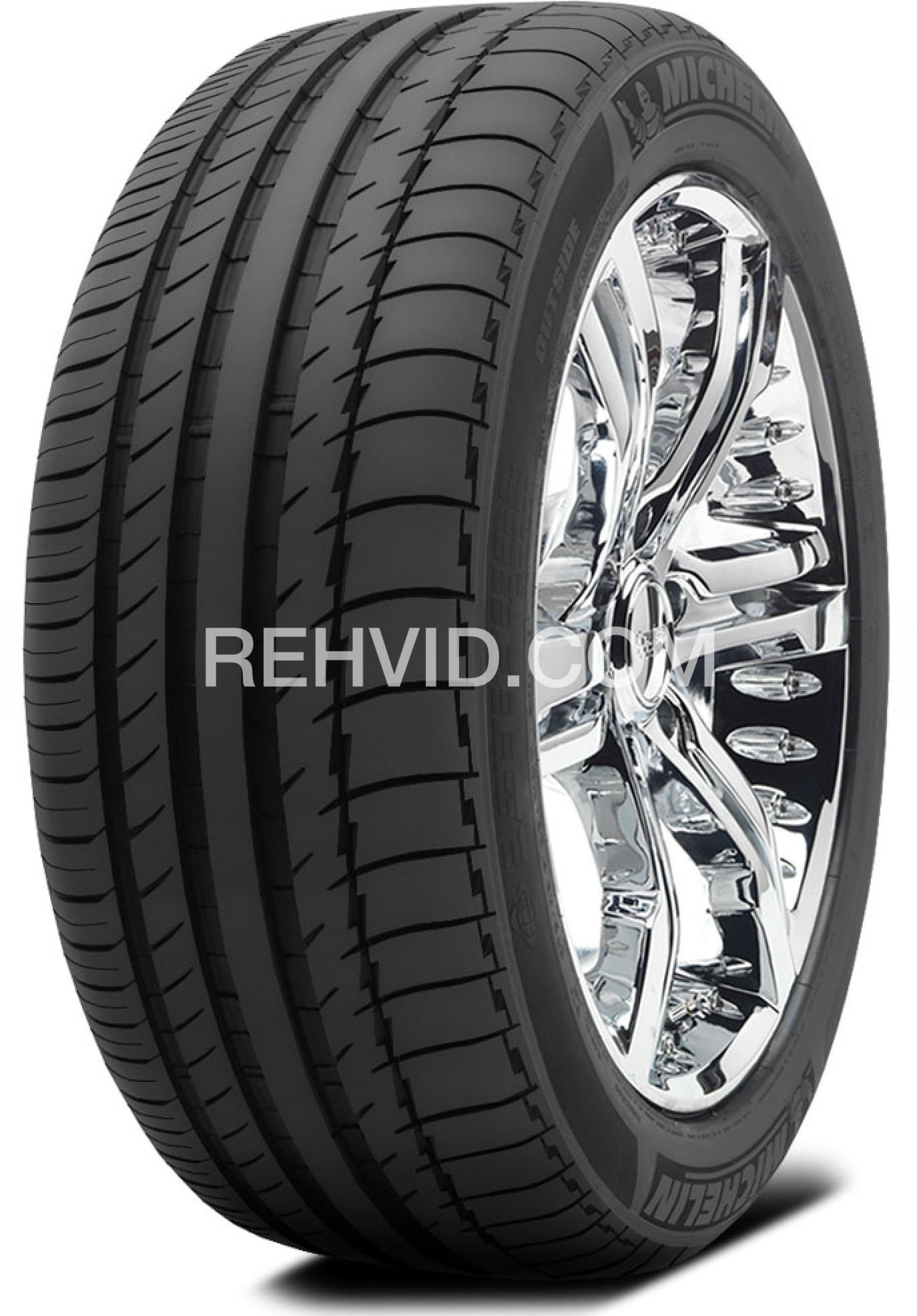 6164be30e30 275/45R21 LATITUDE SPORT 110Y XL MO MICHELIN