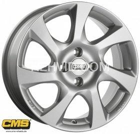 CMS C24 SR 7.0X17 4X100/45 (67.1) (S) (TUV) KG550