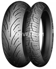 150/70ZR17 Michelin PILOT ROAD 4 69W Rear TL