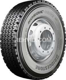 315/80R22,5 Nordic-Drive 001 156/150L M+S 3PMSF Bridgestone