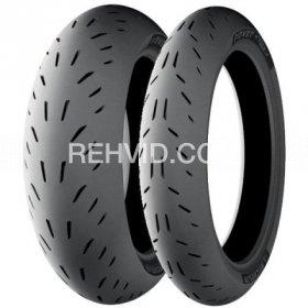 120/60ZR17 Michelin POWER ONE 55W Front TL (vana mudel)
