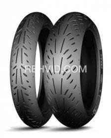180/55ZR17M/C Michelin Power Supersport 73W Rear TL