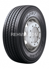 315/80R22,5 Bridgestone  R297 M+S 154/150 M