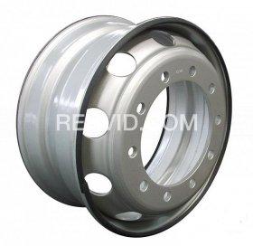 veoauto velg 22,5x11.75 10x335 ET0 LT2645 Silver Xingmin