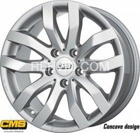 CMS C22 SR 7.5X17. 5X114/35 (67.1) (S) (TUV) KG725