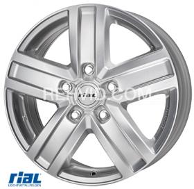 RIAL TP 7.0X17. 5X120/55 (65.1) (S) (TUV) KG1050 (PK/R14)