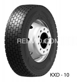295/80R22.5 Kumho KXD10 152/148M 16PR