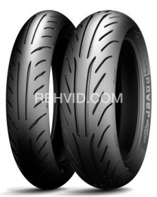 130/70-12RF Michelin Power Pure SC 62P Rear TL