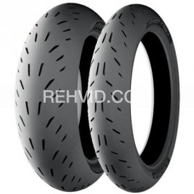 120/70ZR17 Michelin POWER ONE B 58W Front TL (vana mudel)